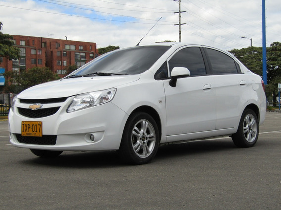 Chevrolet Sail Ltz Limited Mt 1400 Aa Ab Abs