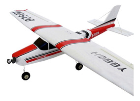 Aeromodelo Cessna 182 - Kit Isopor P3 Depron Treinador 120cm