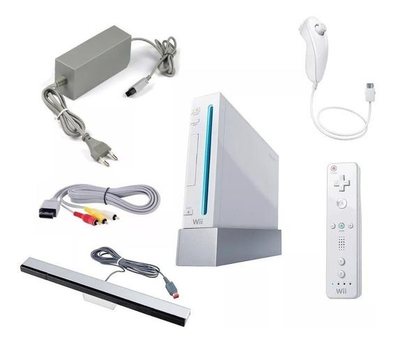 Nintendo Wii Mario. Zelda, Smash + De 1000 Retro Snes, Nes+
