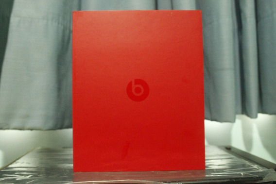 Caixa Fone Beats Executive Original Com Manual