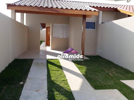 Casa Novíssima, Com 2 Dormitórios / Suíte À Venda, 75 M² Por R$ 250.000 - Balneário Dos Golfinhos - Caraguatatuba/sp - Ca4867