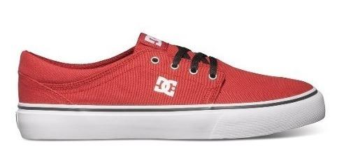 Tenis Hombre Trase Tx Adys300126 Drk Dc Shoes Rojo