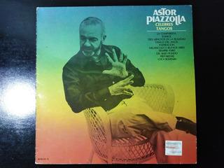 Disco De Vinilo Astor Piazzolla Celebres Tangos 1983