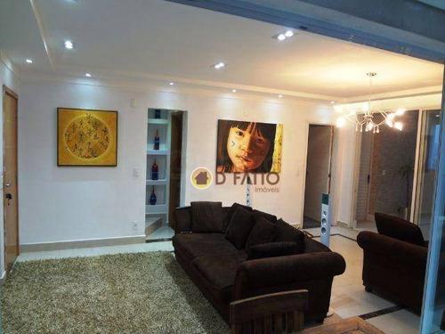 Imagem 1 de 30 de Apartamento Residencial À Venda, Parque São Jorge, São Paulo - Ap0674. - Ap0674