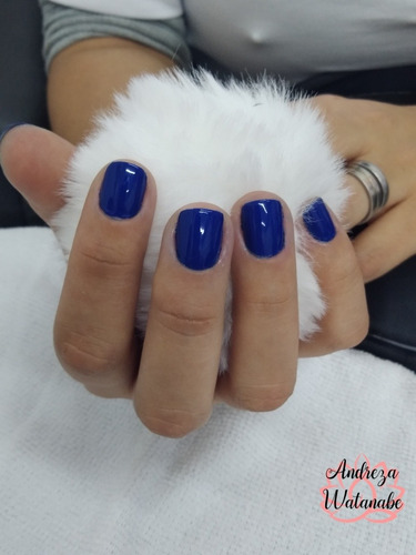 Imagem 1 de 5 de Manicure E Pedicure Á Domicílio.