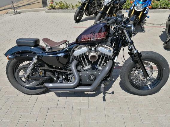 Harley - Davidson - Forty Eight 1200 - 2014