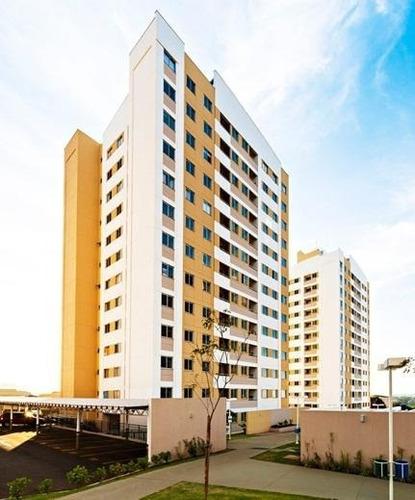 Apartamento Em Jardim Morumbi, Londrina/pr De 68m² 2 Quartos À Venda Por R$ 285.000,00 - Ap921231