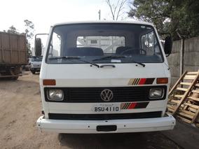 Volkswagen Vw 7.90 - C/aberta - Branca - Ano 1993