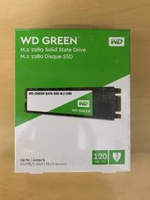 Ssd Wd Green M.2 2280 120gb