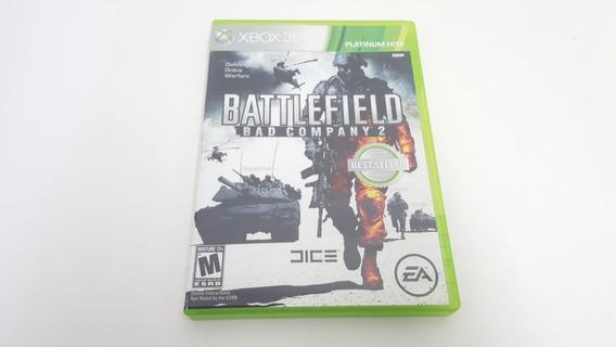 Jogo Battlefield Bad Company 2 - Xbox 360 - Original
