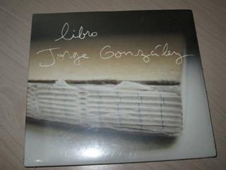 Jorge Gonzalez Libro Los Prisioneros (cd Tumusica)