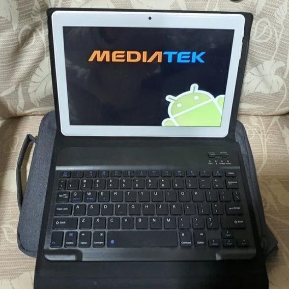 Tablet 128gb, Com Teclado E Pasta.