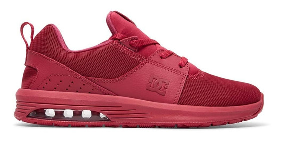 Zapatillas Dc Shoes Dama Mod Heathrow Ia Raspberry!!!