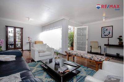 Espetacular Casa Térrea Residencial À Venda, City Lapa, São Paulo - Ca1952