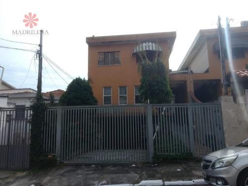 Imagem 1 de 15 de Casa Sobrado Em São Miguel Paulista  -  São Paulo - 1401