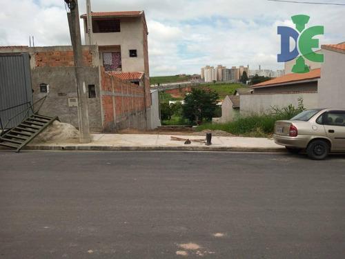 Imagem 1 de 2 de Terreno À Venda, 150 M² Por R$ 110.000,00 - Jardim Do Marquês - Jacareí/sp - Te0181