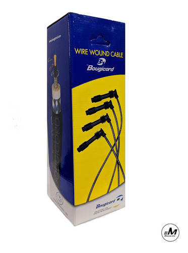 Cable Bujias Bougicord Fiat Palio/siena Fire1.4 8v