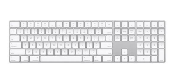 Teclado Apple Magic Keyboard 2 Numérico Original Novo