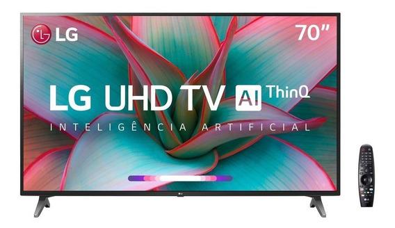 Smart Tv Ultra Hd 4k 70 Polegadas LG 3 Hdmi 2 Usb Wi-fi