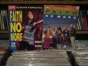 Revistas Faith No More Especial + Posters Ver Fotos