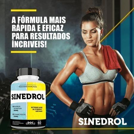 sinedrol efeitos colaterais