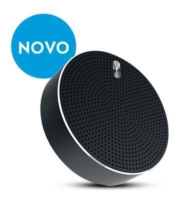 Caixa Som Bluetooth Estereo Metalico Cinza Elsy Eas055m-2