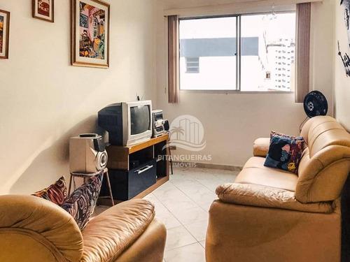 Tombo - Apartamento De 01 Dormitório - 50,87m² Úteis - Condomínio Baixo. - Ap5611