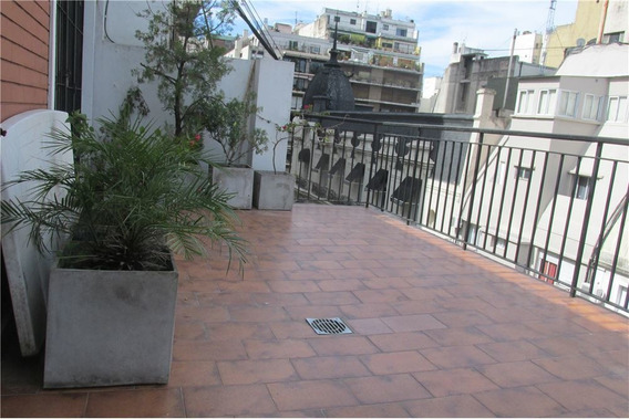 Exc Piso Terraza 2 Dorm + Escr.+com Diario Y Dep