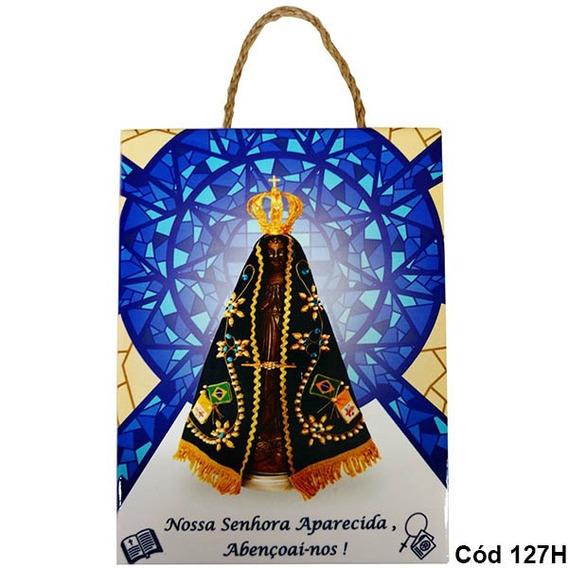 Quadro Enfeite Decorativo Nossa Senhora Aparecida Cód 127h