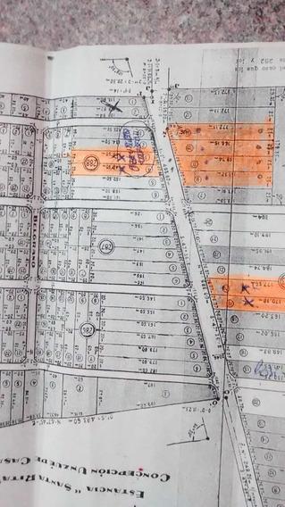 Ultimos 8 Lotes En Zona De El Picaflor (pericon) Por Ruta 11