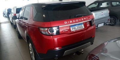 Discovery Hse Sport Gasolina 2.0 Luxury 2015