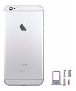 Carcaça Traseira Chassi Com Botões Apple iPhone 6 Branco