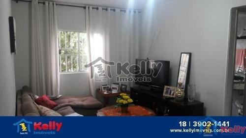 Apartamento Com 2 Dormitórios À Venda - Nenhum, Presidente Prudente/sp - 1180