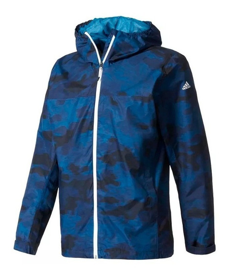 Campera adidas All Outdoor Printed Wandertag De Hombre