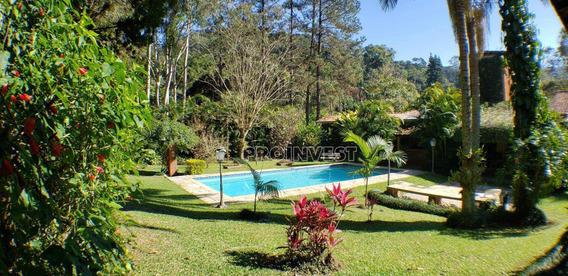 Casa Com 4 Dormitórios À Venda, 220 M² Por R$ 600.000,00 - Centro - Cotia/sp - C08570