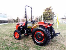 Tractor Frutero Fr 65 4x4 Hanomag Nuevo 60hp
