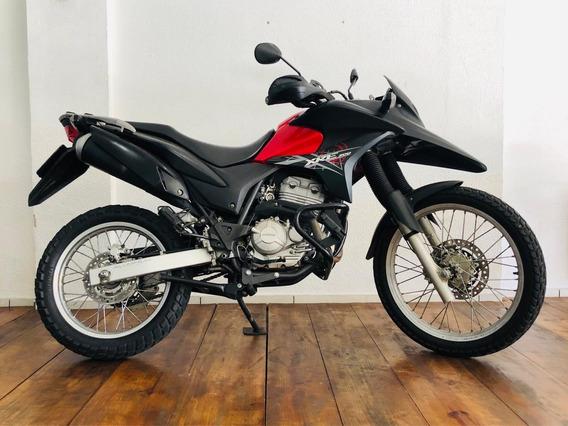 Moto Honda Xre 300 Vermelha Trail