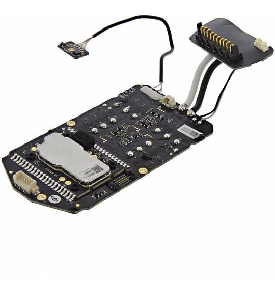 Placa Esc E Imu Do Mavic Pro Com Conector De Bateria Usado
