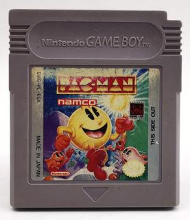 Pac Man Gameboy Original * R G Gallery