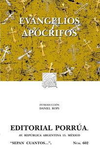 Libro Evangelios Apócrifos Religión Cristiana Porrúa