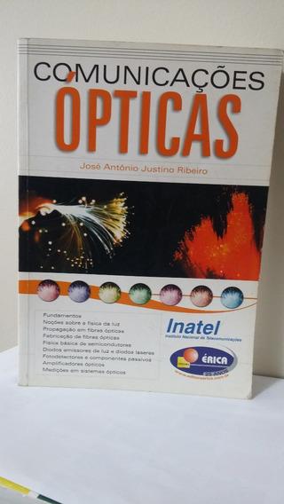 Comunicações Ópticas - Ribeiro,josé Antônio