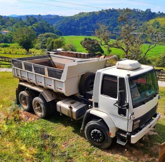 Ford Cargo 1622 Basculante Caçamba 5m³