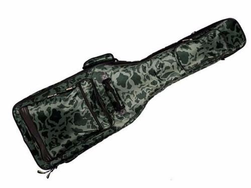 Capa Bag Para Guitarra Camuflado Oferta!