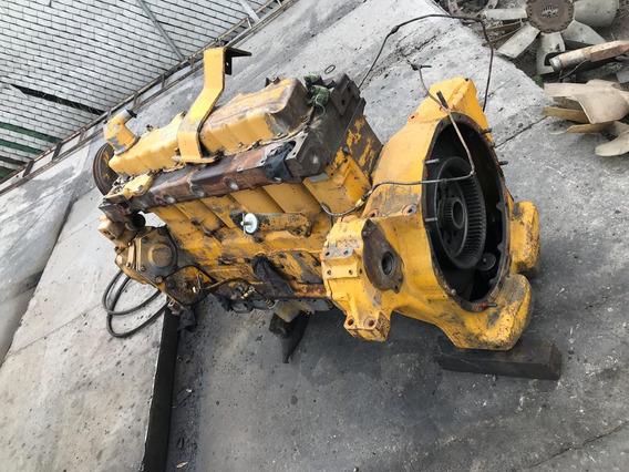 Motor Caterpillar 3306 3/4 De Motor Revisado En Stdr Parejo