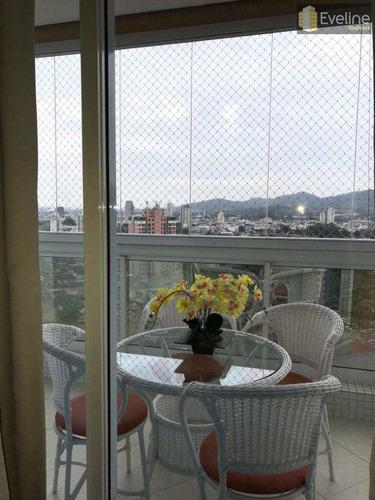 Apartamento Com 4 Dorms, Vila Oliveira, Mogi Das Cruzes - R$ 2 Mi, Cod: 1509 - A1509