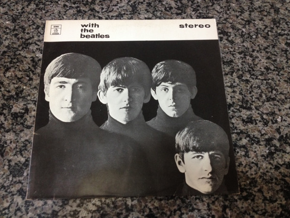 Lp/vinil- The Beatles- With The Beatles (emi/odeon) Estéreo