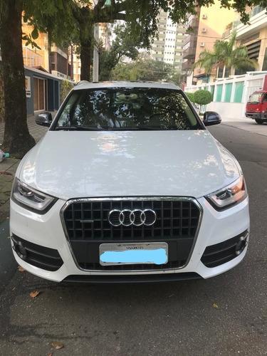 Audi Q3 Ambition Pacote Advanced (bose, Chave Por Presença)