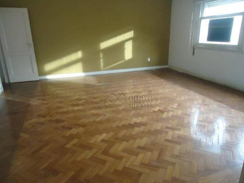 Apartamento Residencial De 4 Quartos E 2 Vagas No Posto 4 À Venda R$ 2.000.000,00 - Ap2814