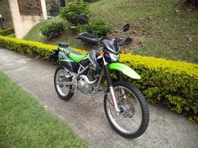 Kawasaki Klx 150 L Como Nueva
