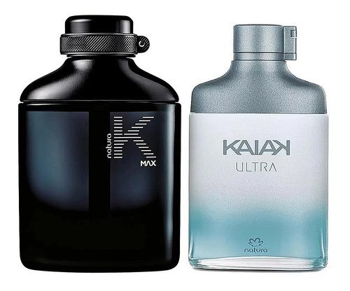 Perfumes K Noite + Kaiak Ultra Natura O - mL a $385
